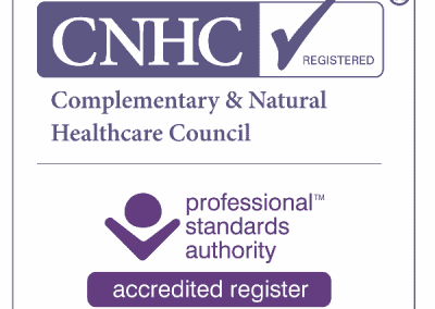 Complimentary & Natural Healthcare Accredited Register